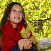 Осенняя прогулка :: Еlena66