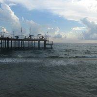тёплое-тёплое Средиземное море :: tgtyjdrf