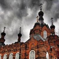 Монастырь в Шамордино. :: Olga Kramoreva