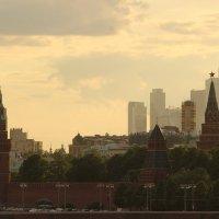 Москва :: Наталья Нарсеева
