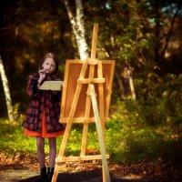 Рисуем осень! :: Inna Sherstobitova