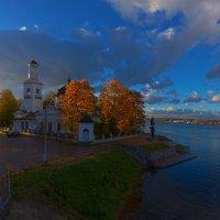 Клёны в огне :: Владимир Миронов