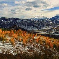 На горы взор, пусть неутомимым будет 25 :: Сергей Жуков