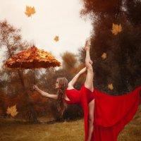 осенний цирк :: Вилена Романова