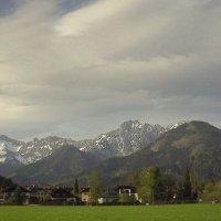 Альпийская долина... :: Эдвард Фогель