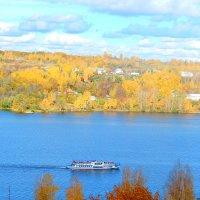 Река Волга :: Наталья