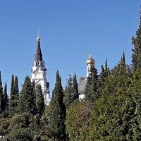 Собор Святого Архистратига Михаила в Сочи :: Tata Wolf