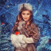 Фотограф Людмила Лебедева Ретушер Волшебник Мадина Ахтаева :: Мадина Ахтаева