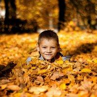 Осеннее веселье :: Юлия Доронина