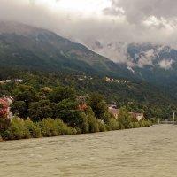 На реке ИНН :: Alexander Andronik