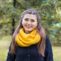 Осень, не время грустить. Осень - время носить шарфики) :: Дина Горбачева
