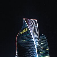 Moscow City :: Галина Галяткина