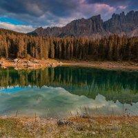 Lago di Carezza :: михаил