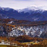 На горы взор, пусть неутомимым будет 26 :: Сергей Жуков