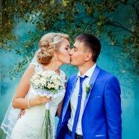 синяя свадьба :: Екатерина Горбачевская
