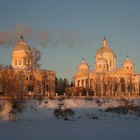 Морозное утро :: Александр Горбунов