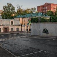 Подкопаевский переулок :: Олег Фролов