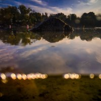 Два мира :: Artem Zelenyuk