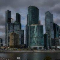 Москва-Сити :: Анастасия Смирнова