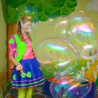 Пузырища :: Елена Суксина