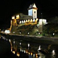 Ночной замок Германа, Эстония. :: Marina Pavlova