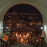 Лестница :: Алексей Дворцов