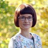в любимом парке :: Наталия Кожанова
