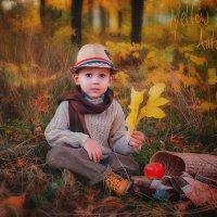 Осень в городе... :: Ольга Егорова