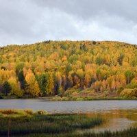 Слюдянский октябрь :: Полина Потапова