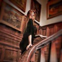 """""""На выставке Ван Гога"""" :: Дмитрий Макаров"""