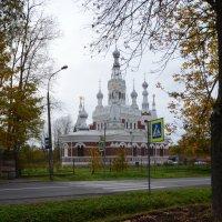 Церковь святого Николая :: Валентина Папилова
