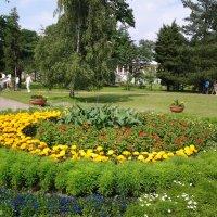 В старом парке. :: Жанна Викторовна