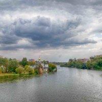 осенние облака :: юрий иванов