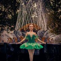 юная балерина :: Наталья Родионова
