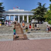 Крымские канакулы :: Виктор Зиновьев