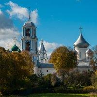 Переславль-Залесский. Никитский монастырь. :: Alexander Petrukhin