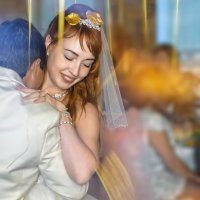 Свадебный танец :: Андрей Володин