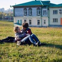 Молодёжь :: Сергей Черепанов