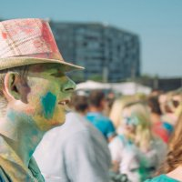 Праздник красок :: Ирина Демидова