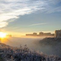 Про туман :: Сергей Щеглов