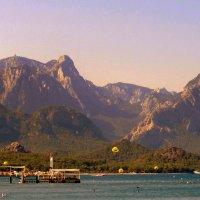 Горы Турции. :: Мила Бовкун