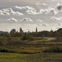 сказочный град :: Moscow.Salnikov Сальников Сергей Георгиевич