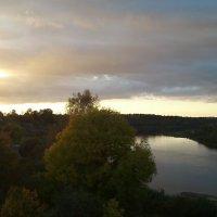 Двина, закат :: youry
