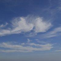 Причуды облаков :: Виктор Шандыбин