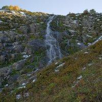 Аибга, водопад Медвежий :: Олег Кручинин