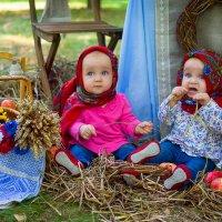Любовь и Надежда :: Ванда Азарова