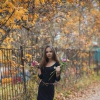 Портрет Валерии Ким :: Женя Рыжов