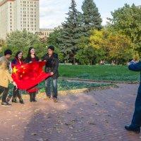 Московский Университет собирает друзей :: Лариса *