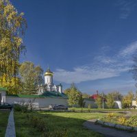 Борисоглебский мужской монастырь в Дмитрове. :: Михаил (Skipper A.M.)