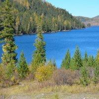 Озеро Чейбек-Коль (Мертвое озеро) :: Алексей Тырышкин